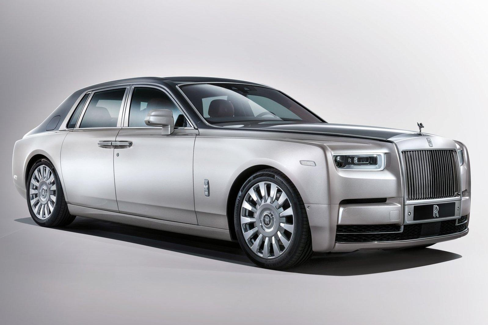 Rolls-Royce выпустил Phantom восьмого поколения