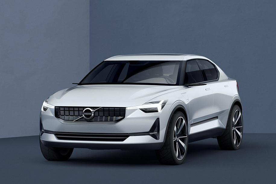 Volvo запатентовала индекс для нового седана