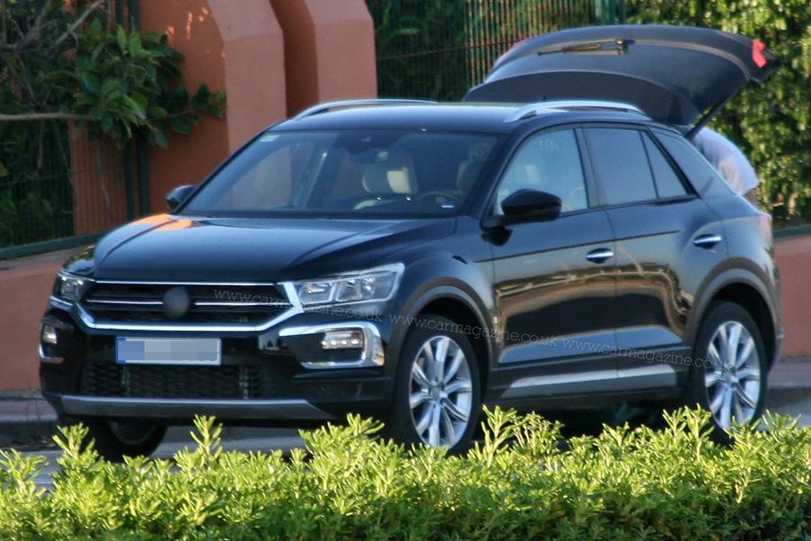 Volkswagen раскрыл дату премьеры самого маленького кроссовера