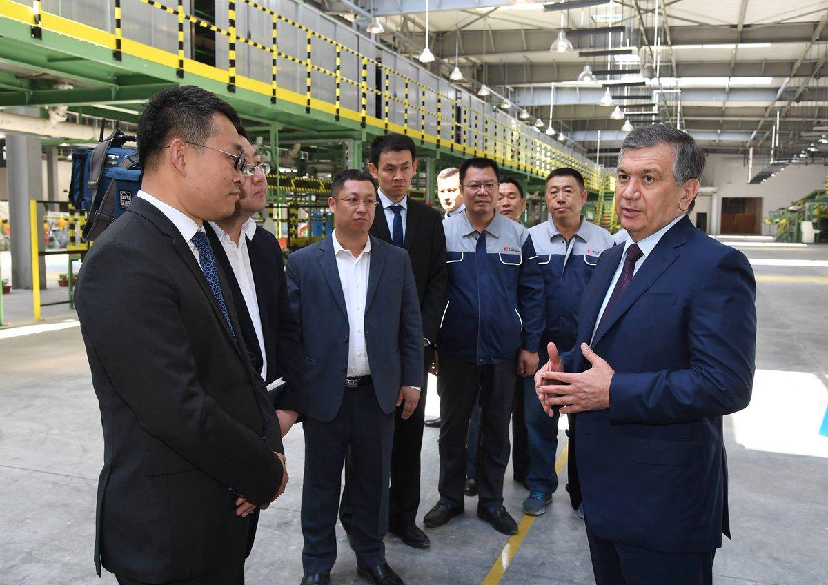 Первые узбекские шины будут выпускать под торговой маркой Bars