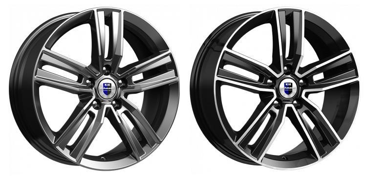 Новое колесо «Танаис» - грациозность и монументальность от бренда K&K