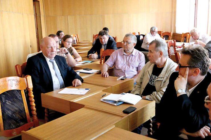 Ученые «Белнефтехима» обсудили вопросы повышения конкурентоспособности белорусских шин