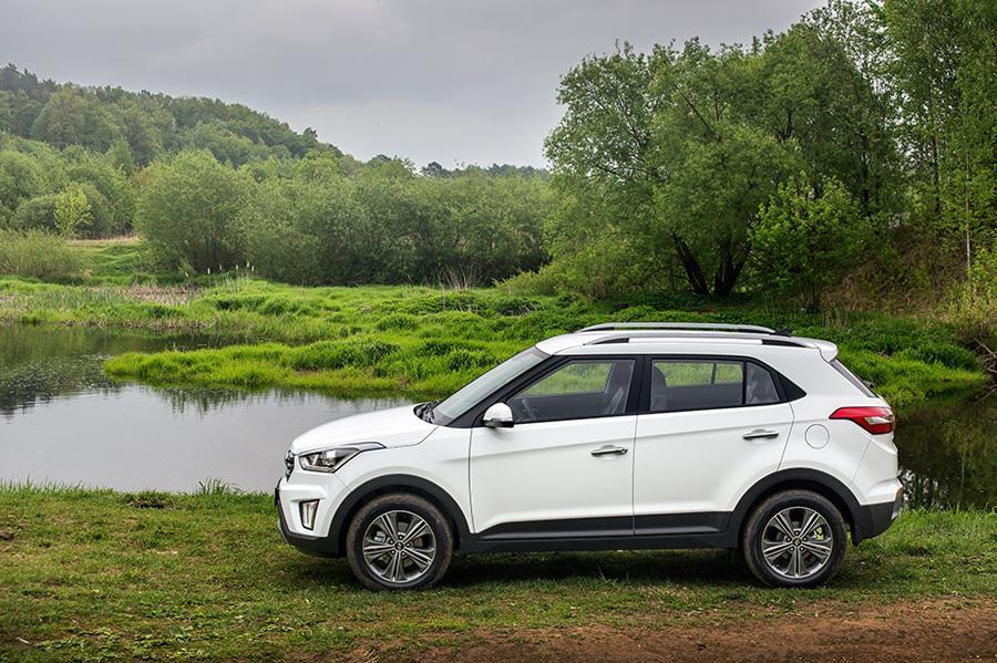 Hyundai Creta переходит на 2018 модельный год