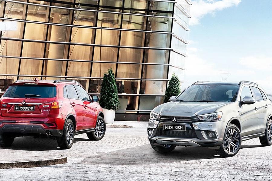 Mitsubishi назвала дату возвращения ASX в Россию