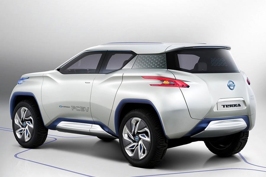 Nissan сделает кроссовер на базе модели Leaf