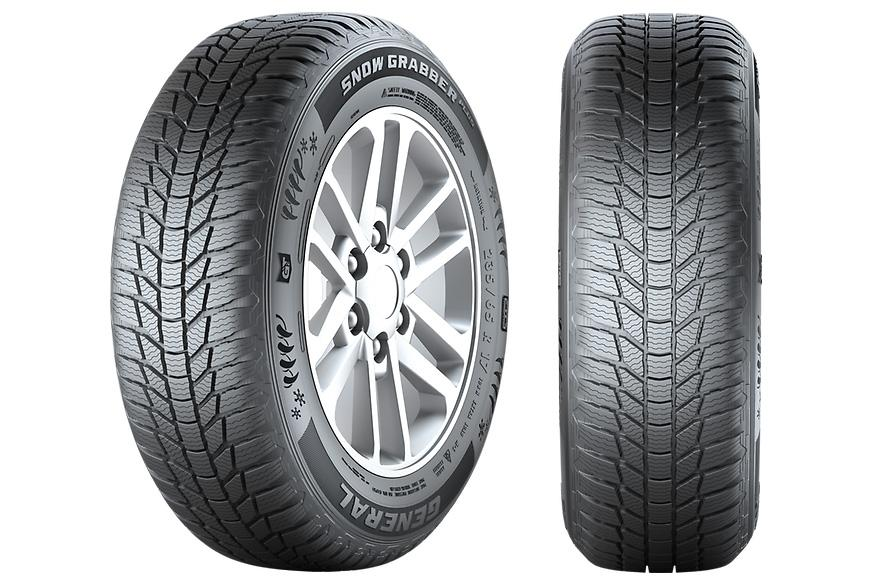 General Tire представила новые зимние шины для автомобилей категории SUV