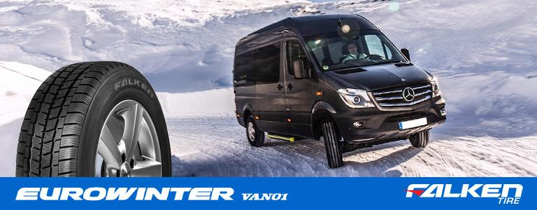 Falken Tyre расширяет линейки всесезонных и зимних шин Eurowinter и Euro All Season