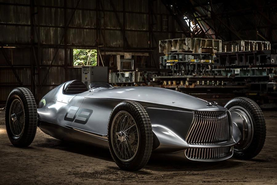 Компания Infiniti построила ретро-спорткар
