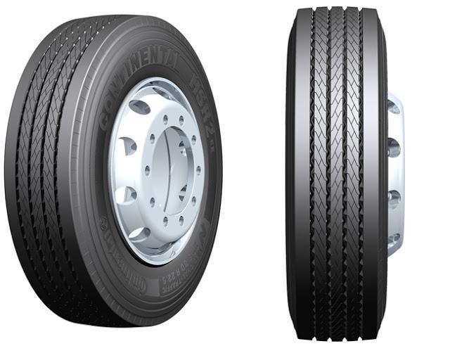 Десятилетие бразильского завода Continental отметил выпуском новой шины HSR2 EE