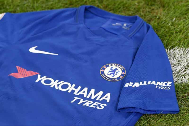Логотип Alliance Tyres украсит футболки чемпионов Англии