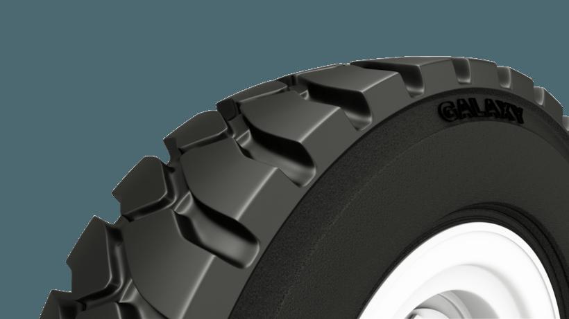 ATG расширяет диапазон линейки шин Galaxy Yardmaster для погрузчиков