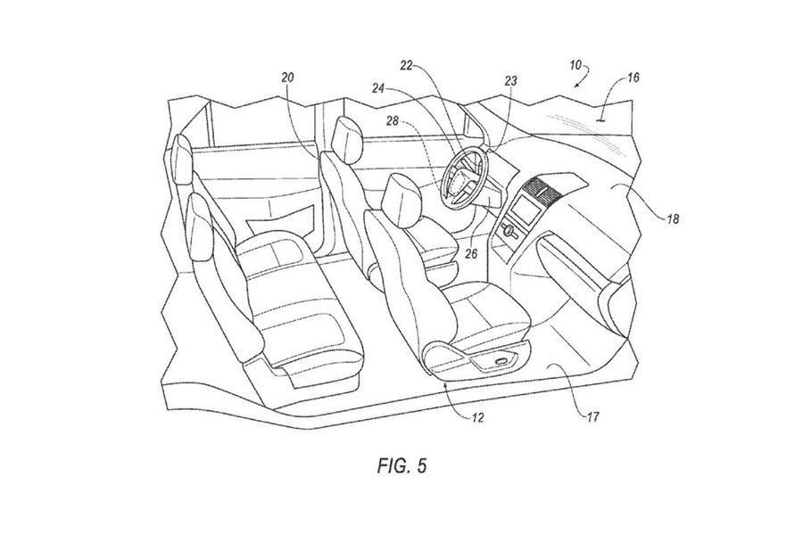 Руль и педали в автомобилях будущего станут опциями