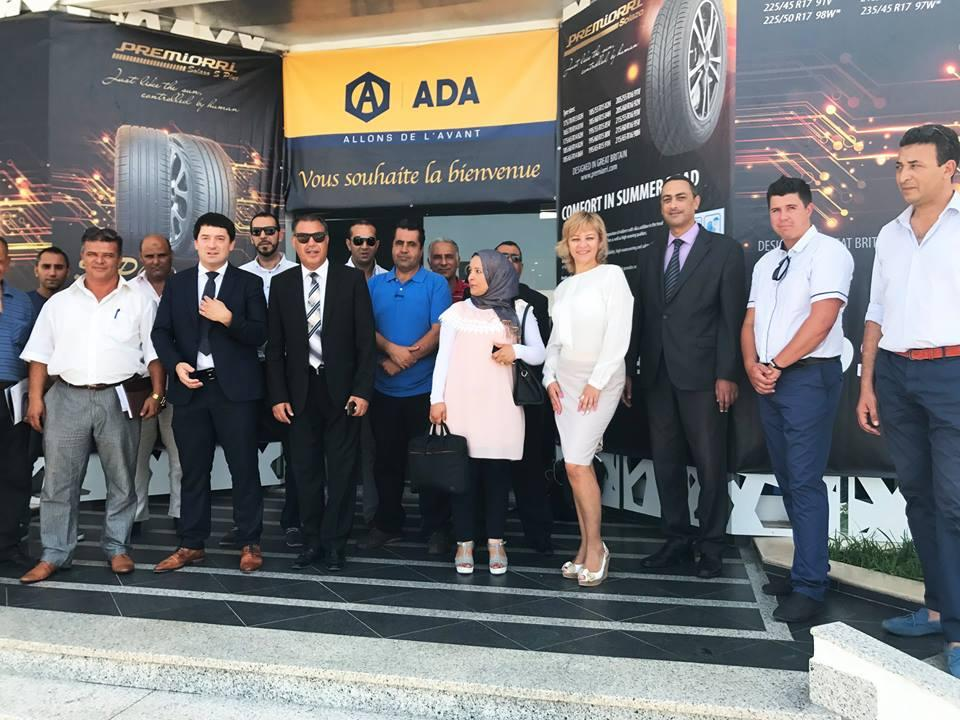 Бренды Rosava и Premiorri выходят на рынок Туниса