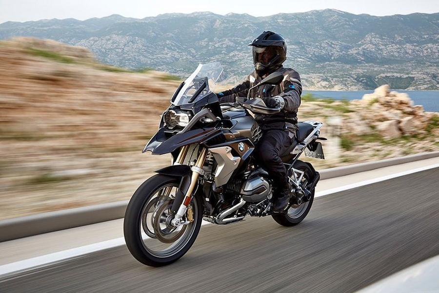 Продажи мотоциклов в России упали на 40,5%