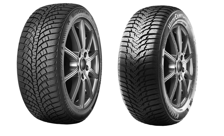 Kumho выпускает версии зимних шин с беспрокольной технологией XRP