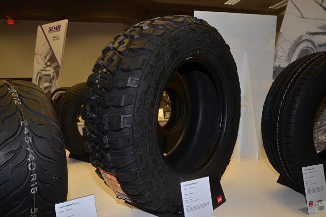 Federal Tire готова бесплатно обуть любой  из автомобилей выставки  SEMA Show 2017