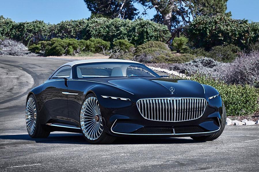 Mercedes-Maybach – король всех кабриолетов