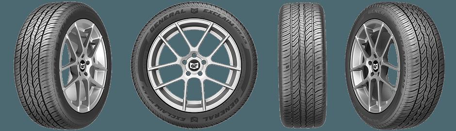 General Tire разработала всесезонные шины для клиентов сети Walmart