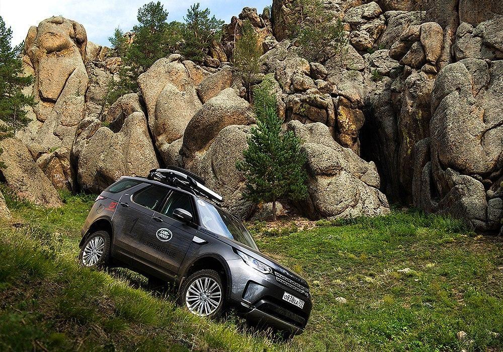 General Tire и Jaguar Land Rover продолжают «открывать Россию»
