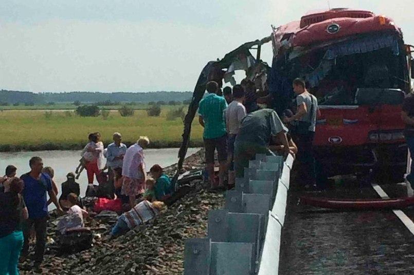 В России сложилась катастрофическая ситуация с междугородними автобусами