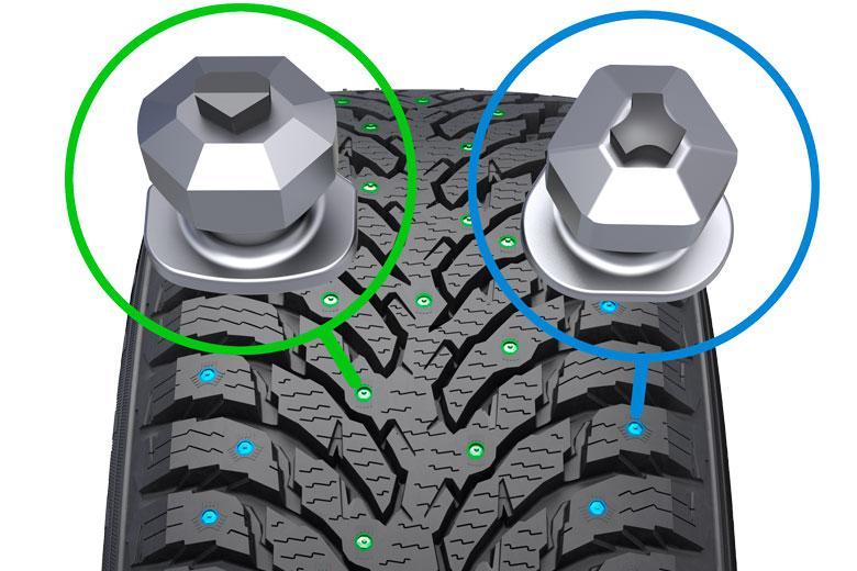 Hakkapeliitta 9 - лучшее решение для российских зим от Nokian Tyres