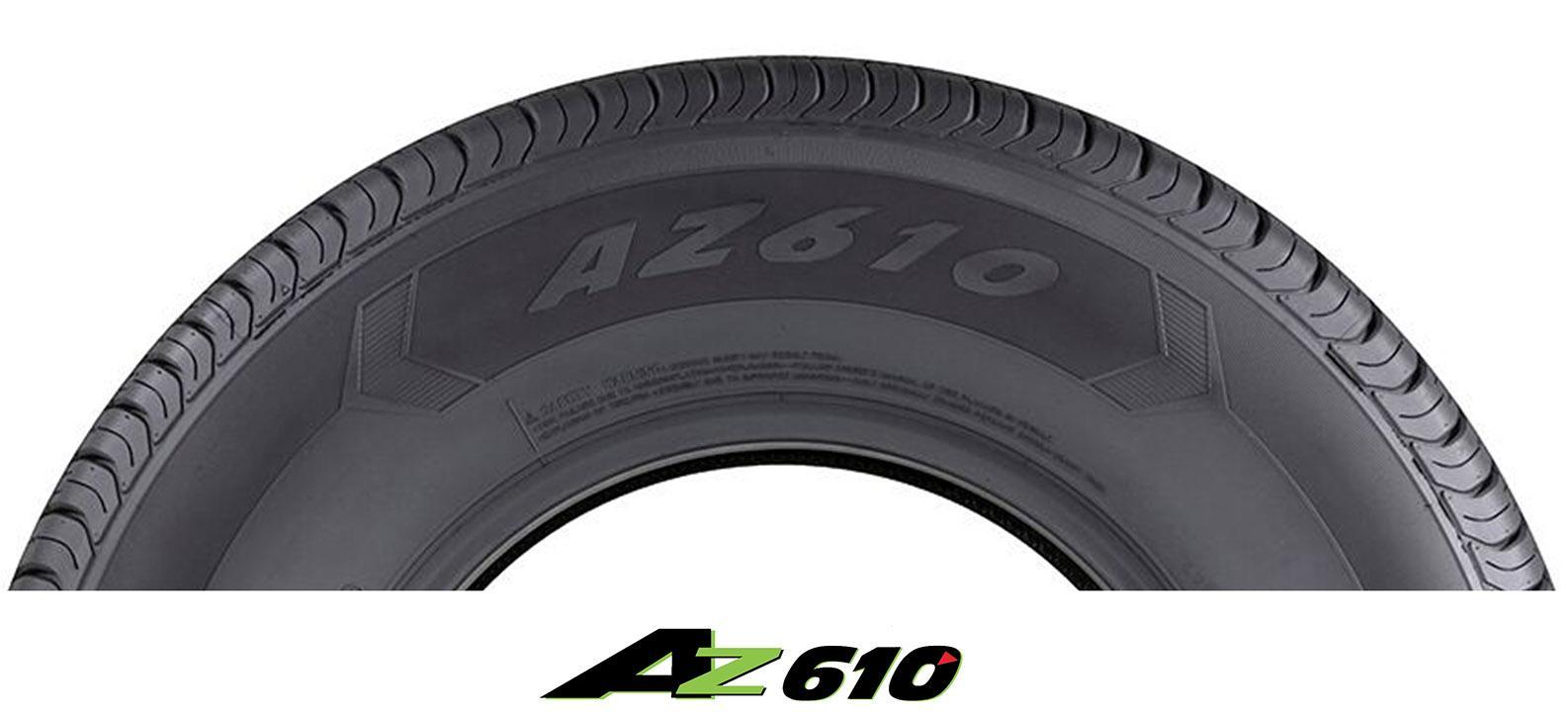 Atturo Tire представила новую всесезонную SUV-шину AZ610
