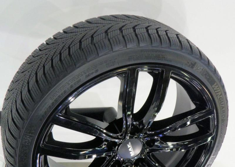 Стартовали европейские продажи новых зимних шин Nexen Winguard Sport 2