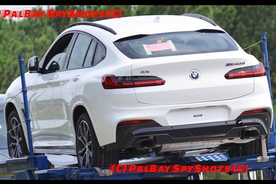 Новый BMW X4: первое фото