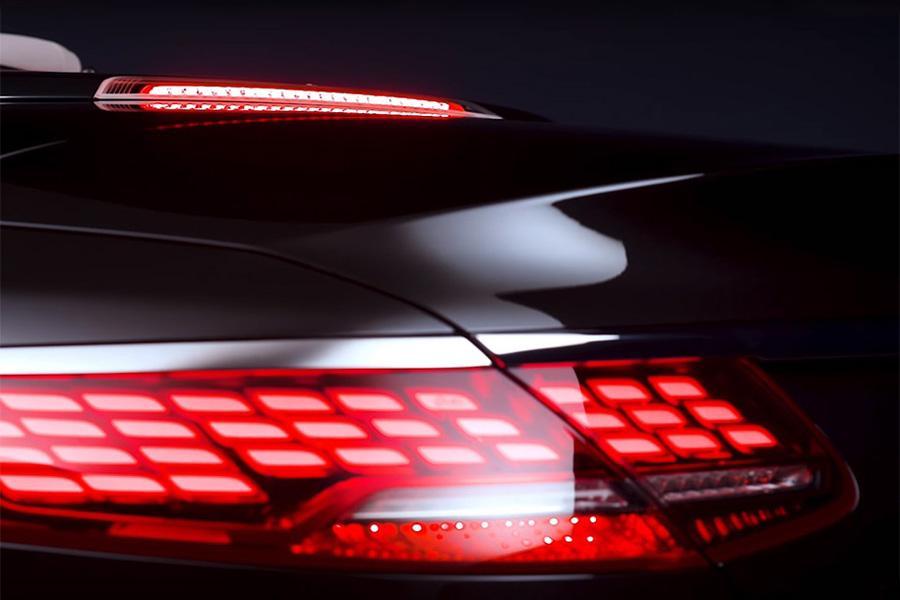 Рестайлинговые купе и кабриолет Mercedes S-Class покажут во Франкфурте