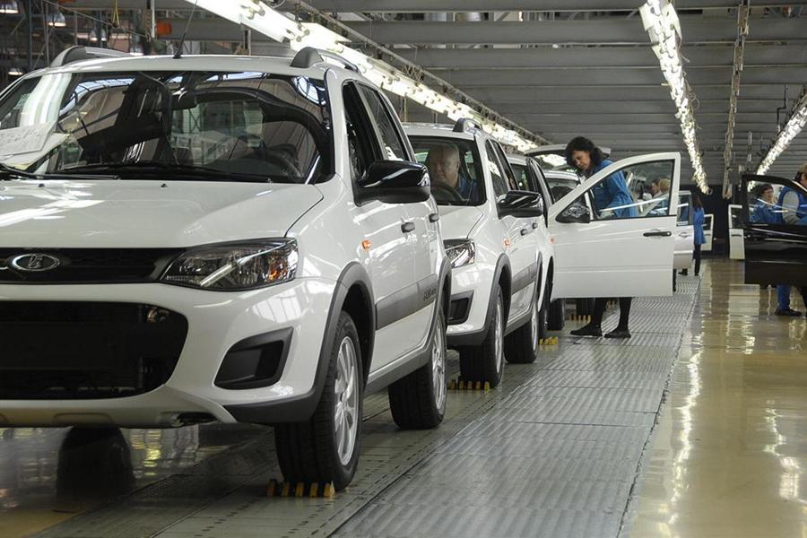 Российские автозаводы выходят на прибыльный уровень