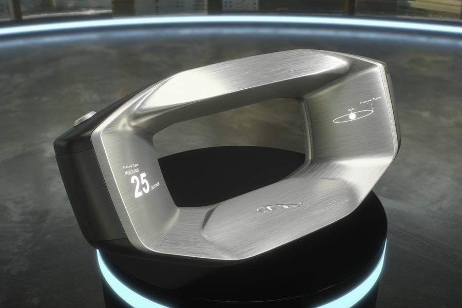 Jaguar разработал руль будущего с искусственным интеллектом
