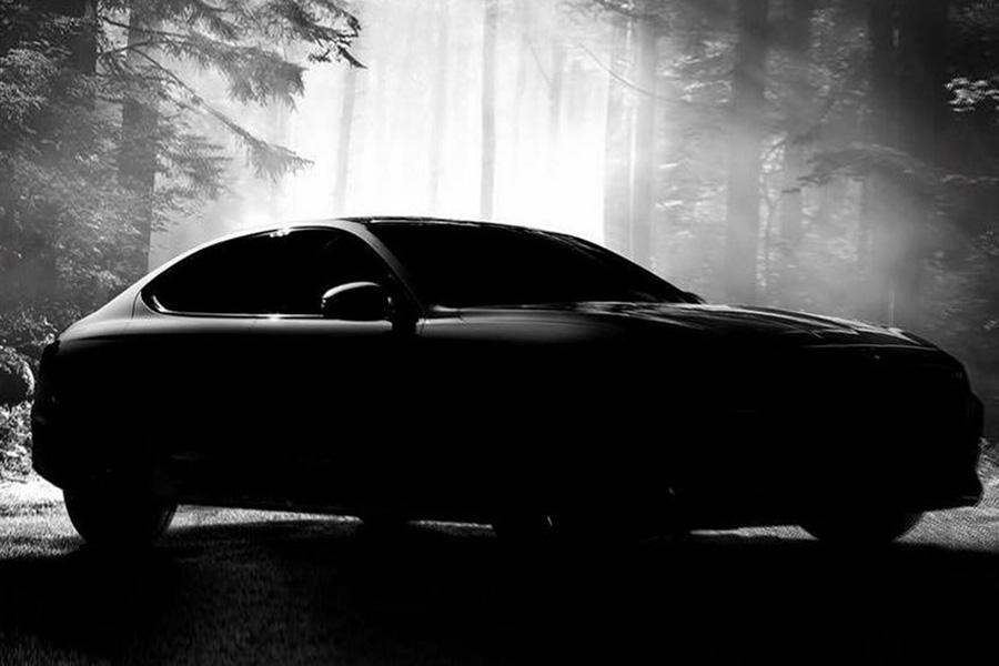 Третью модель Genesis покажут 15 сентября