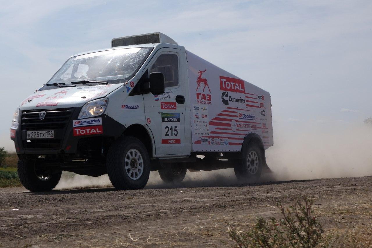 «ГАЗель NEXT» на шинах BFGoodrich победила в ралли-рейде «Великая степь - Волга»