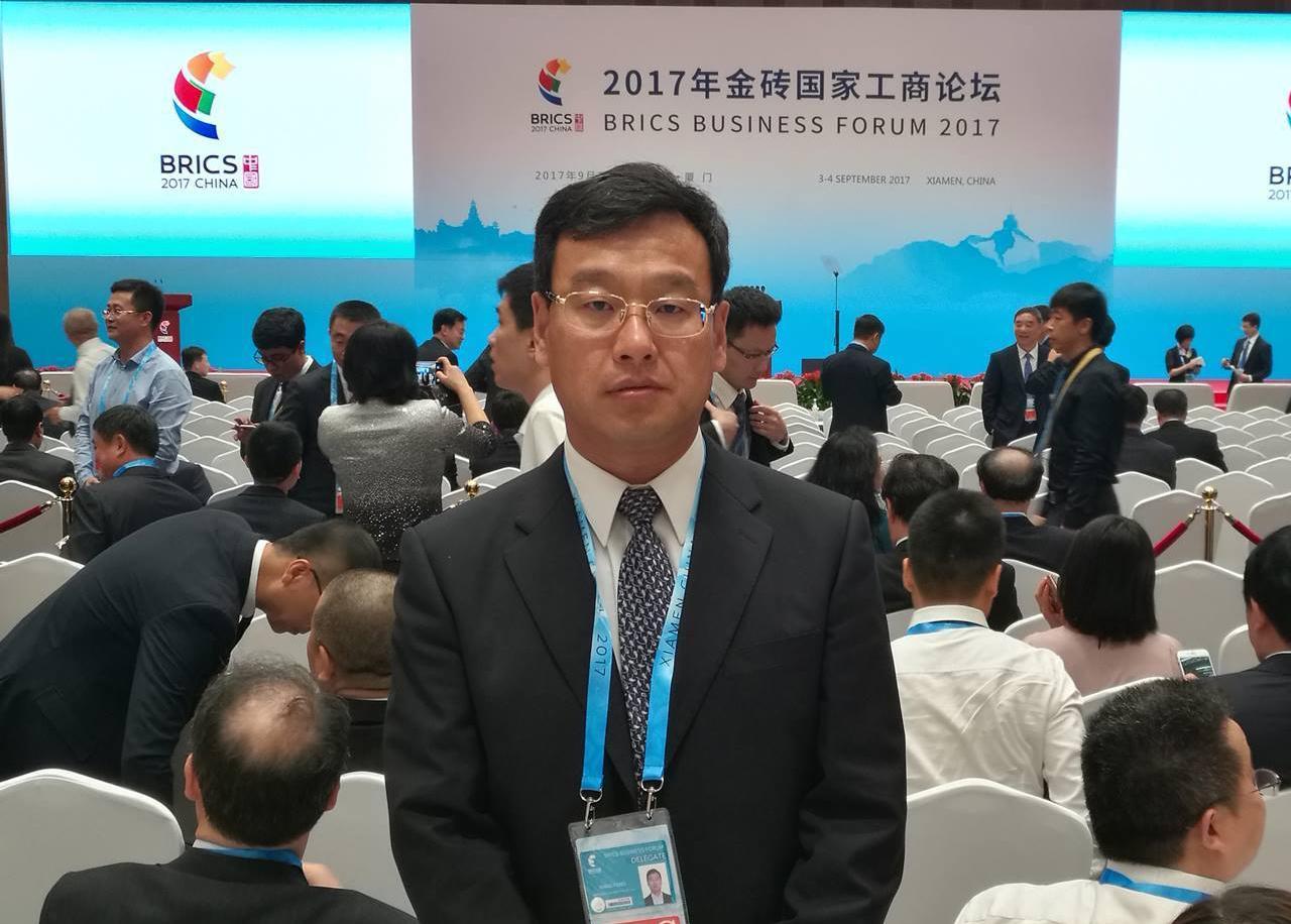 Президент Linglong Tire принял участие в работе саммита БРИКС