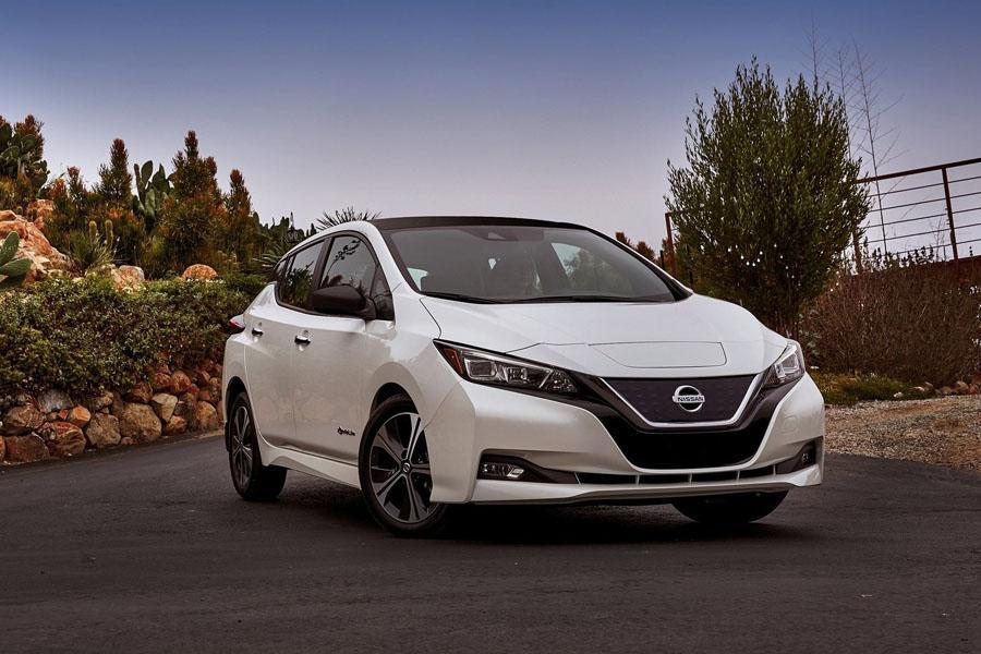 В Токио показали Nissan Leaf второго поколения