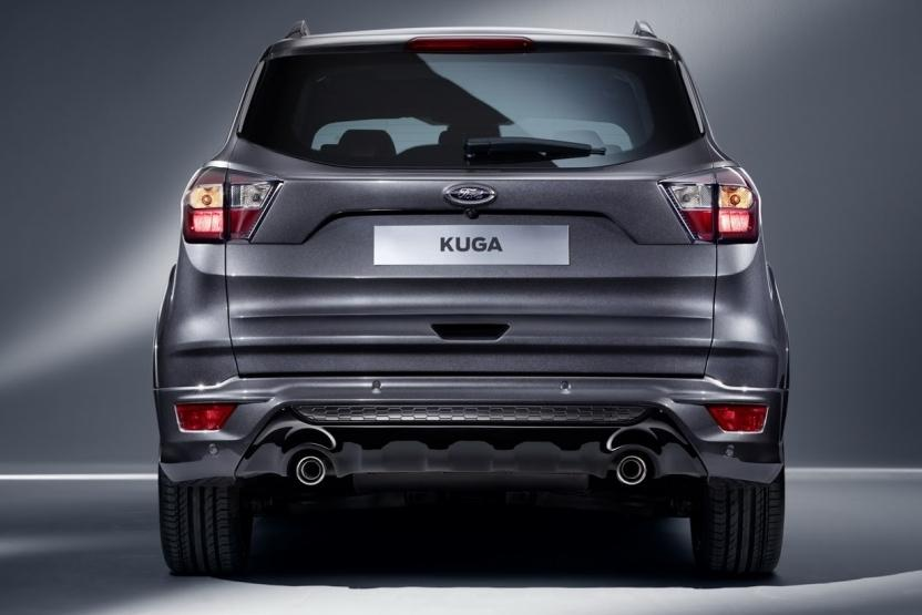 Ford отзывает 20 тысяч кроссоверов Kuga