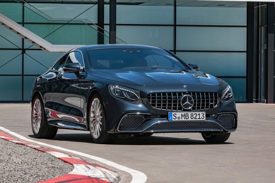 Автосалон во Франкфурте 2017: Mercedes-Benz S-Class Coupe/Cabriolet