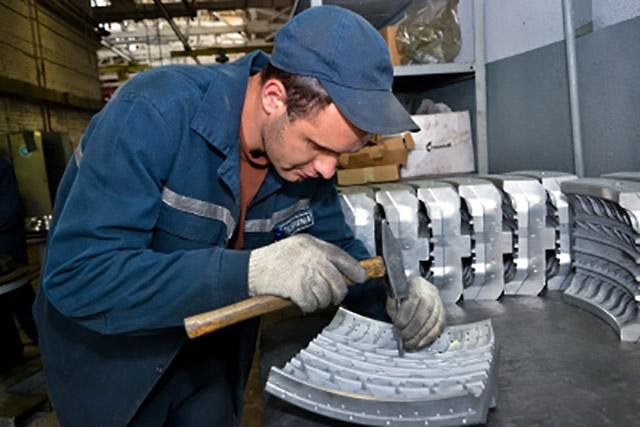 На «Белшине» готовят оснастку для производства новых моделей шин