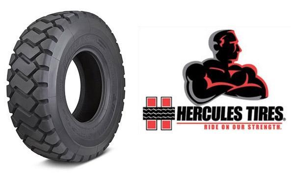Hercules Tires дебютировала в сегменте OTR-шин