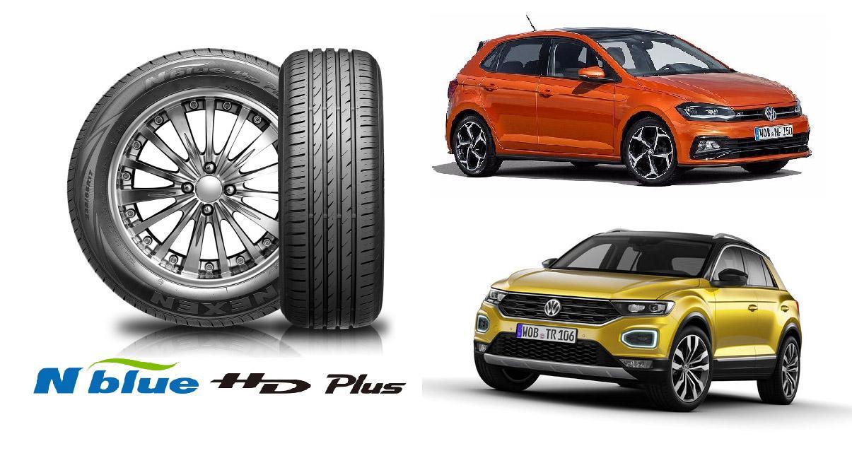 Nexen будет поставлять экошины N'blue HD Plus на заводы Volkswagen в Испании и Португалии