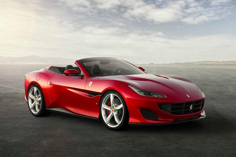 Автосалон во Франкфурте 2017: Ferrari Portofino