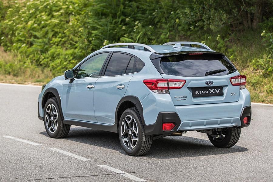 Subaru XV приедет в Россию с двумя моторами