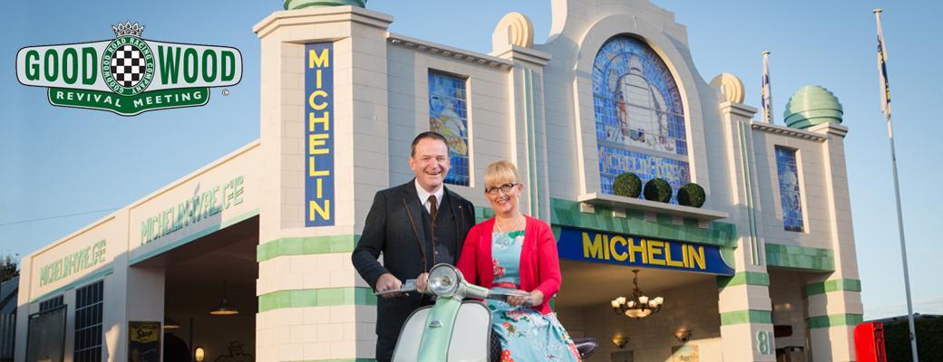 Мишлен продолжает пополнять коллекцию шин Michelin Classic новыми моделями