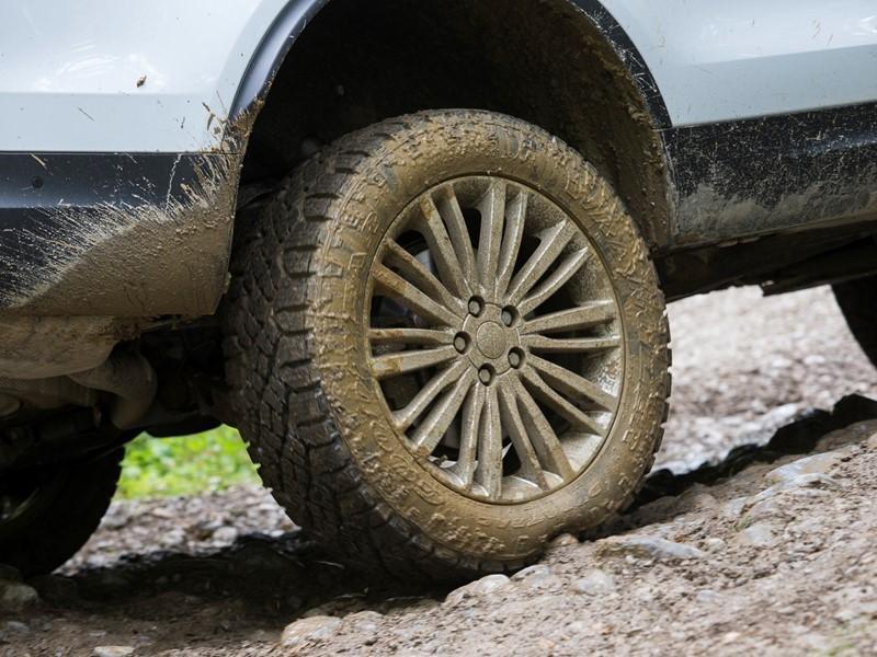 Goodyear Wrangler DuraTrac вновь стала лучшей внедорожной шиной по версии журнала Off Road