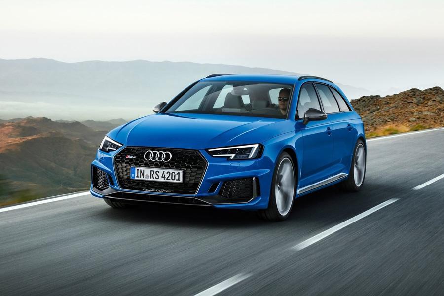 Audi не оставит Россию без модели RS4 Avant