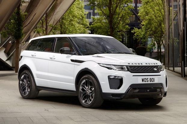 Range Rover перейдет на три цилиндра