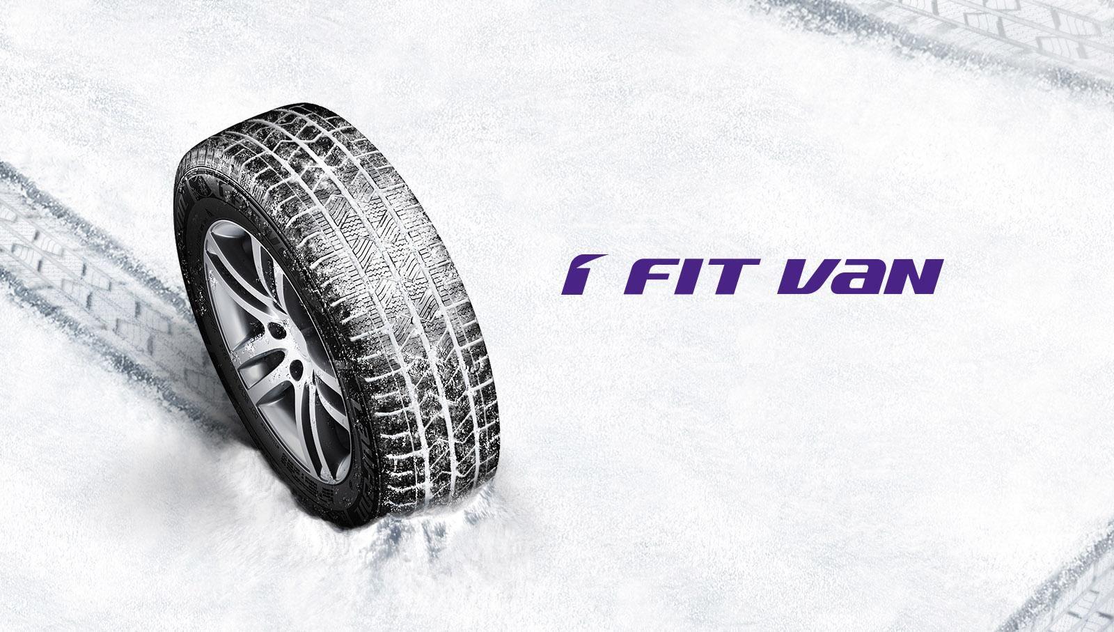 Laufenn представил зимнюю новинку для коммерческих автомобилей