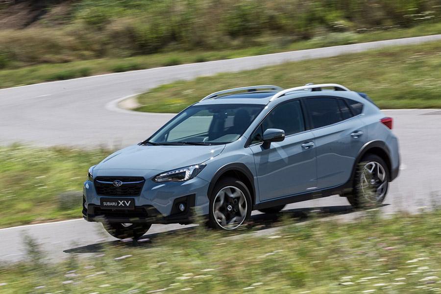 Новый Subaru XV: названы российские цены