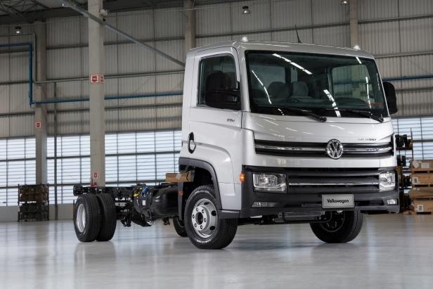 В Бразилии представлен новый грузовой Volkswagen