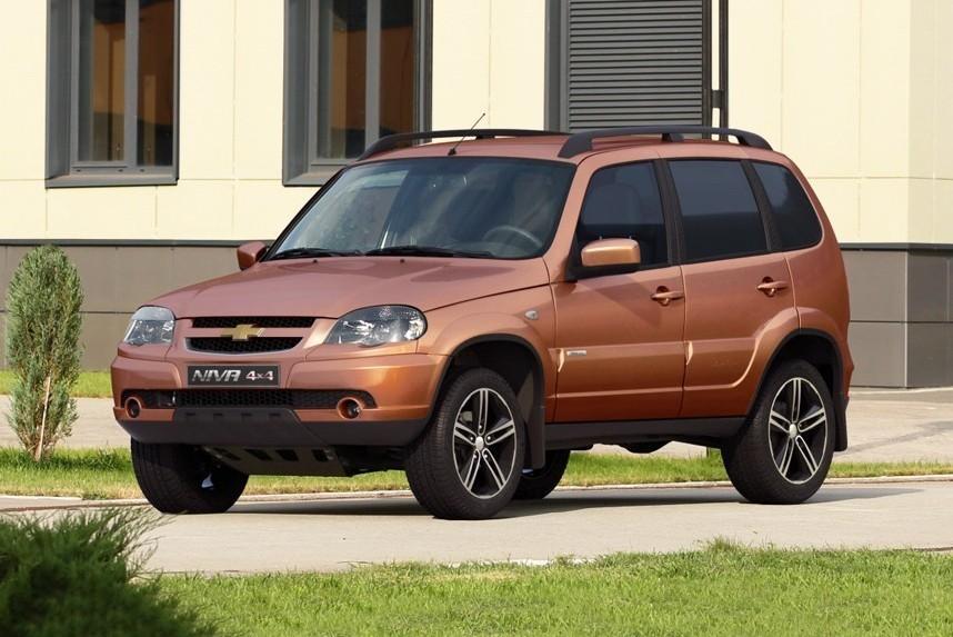 У Chevrolet Niva появилась очередная спецсерия